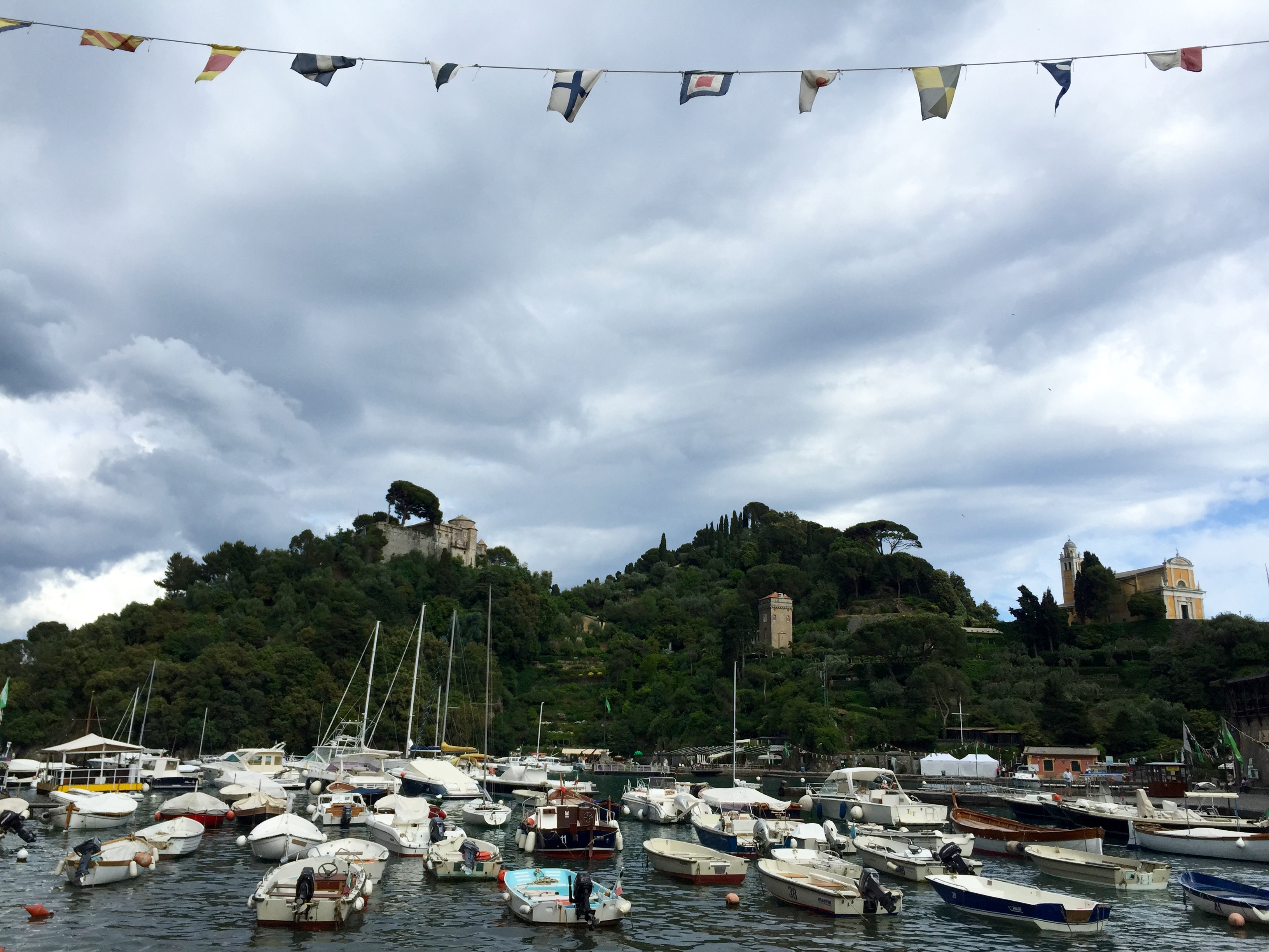 Road Trip through Portofino & Santa Margherita Ligure, Italy - Kaptain Kenny Travel