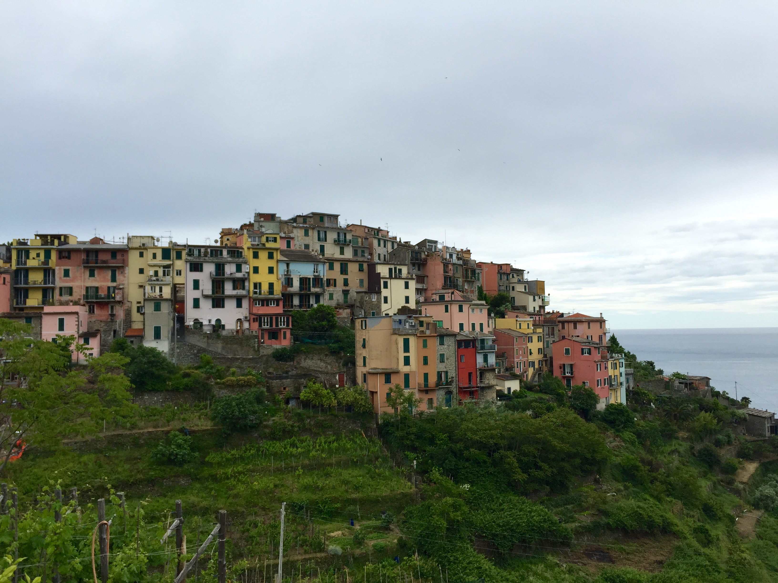 Exploring Corniglia, Italy in Cinque Terre - Kaptain Kenny Travel