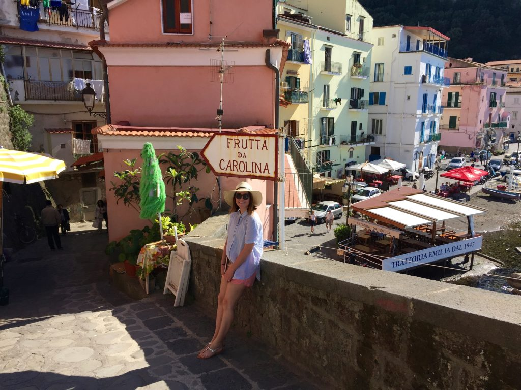 Cruising the Amalfi Coast - Kaptain Kenny Travel