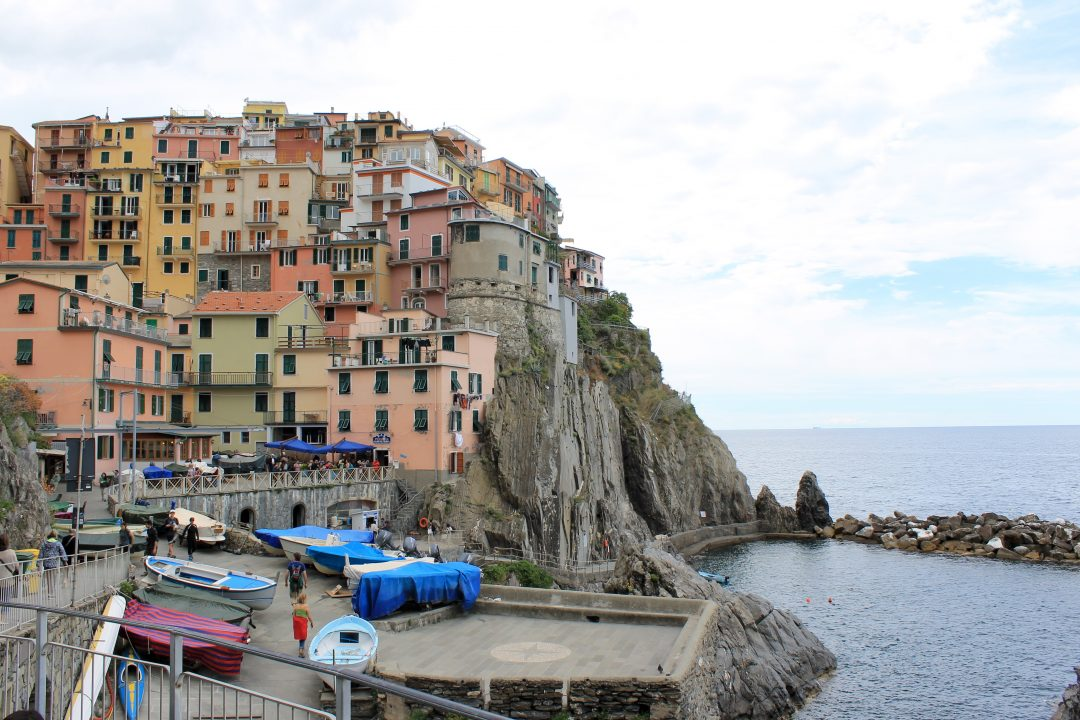 Day Trip to Manarola, Italy, Cinque Terre - Kaptain Kenny Travel