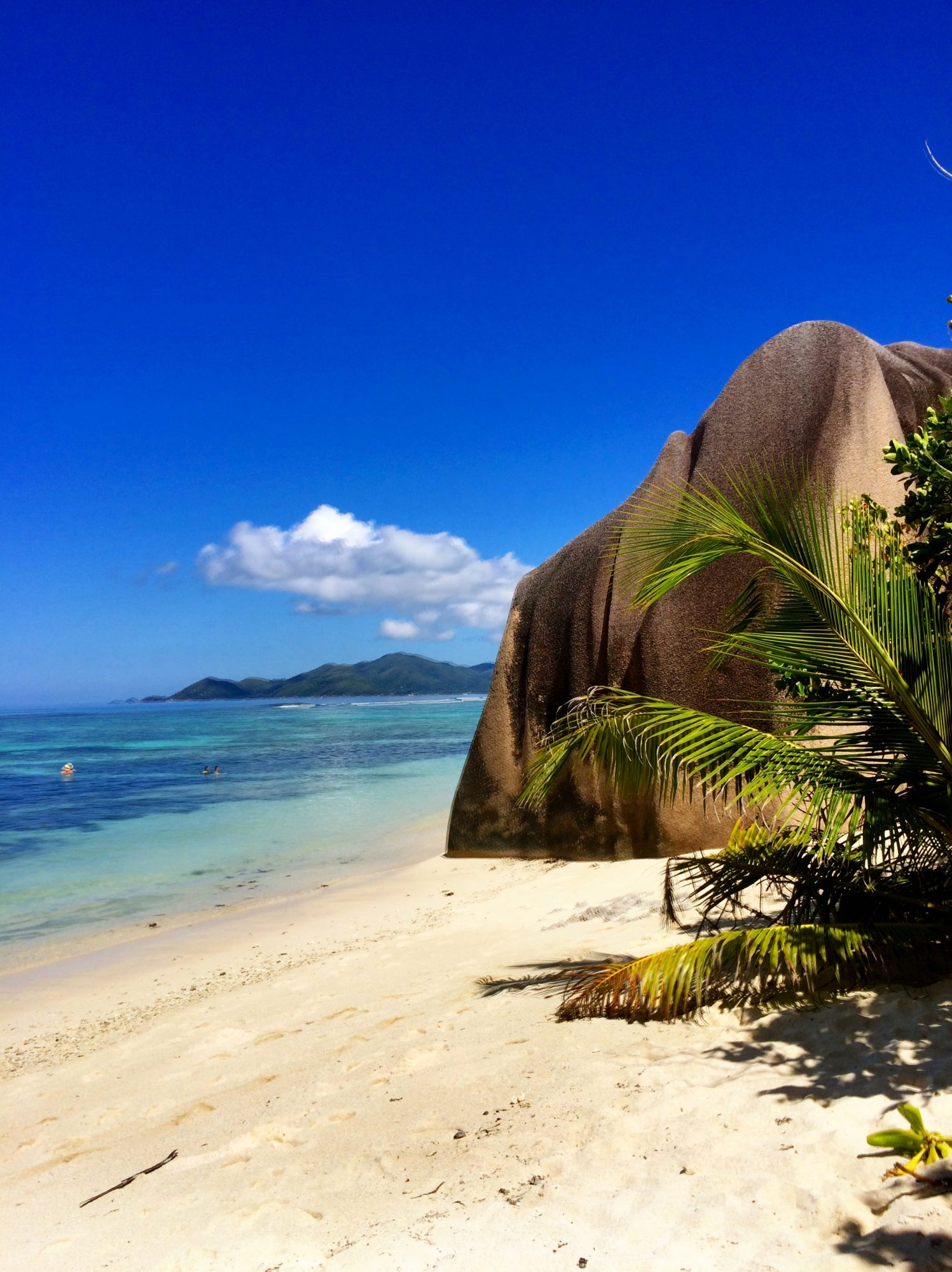 Paradise Beaches In Seychelles: Anse Source D'argent On La