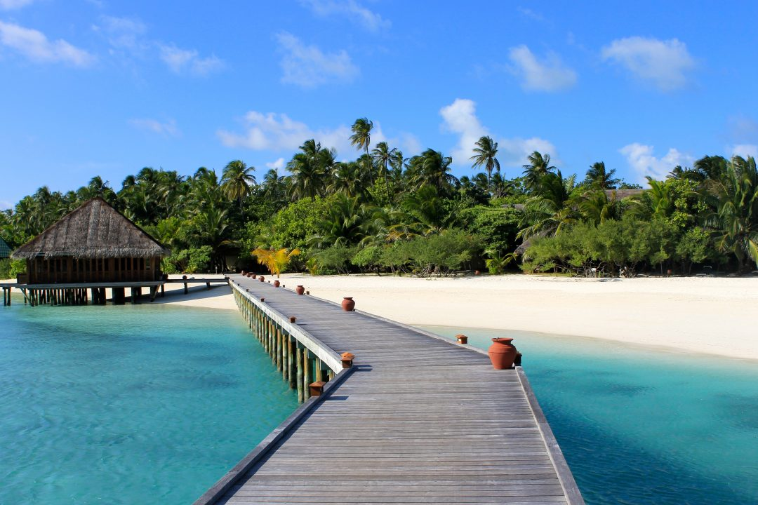 Meeru Island Resort The Maldives Kaptain Kenny Travel