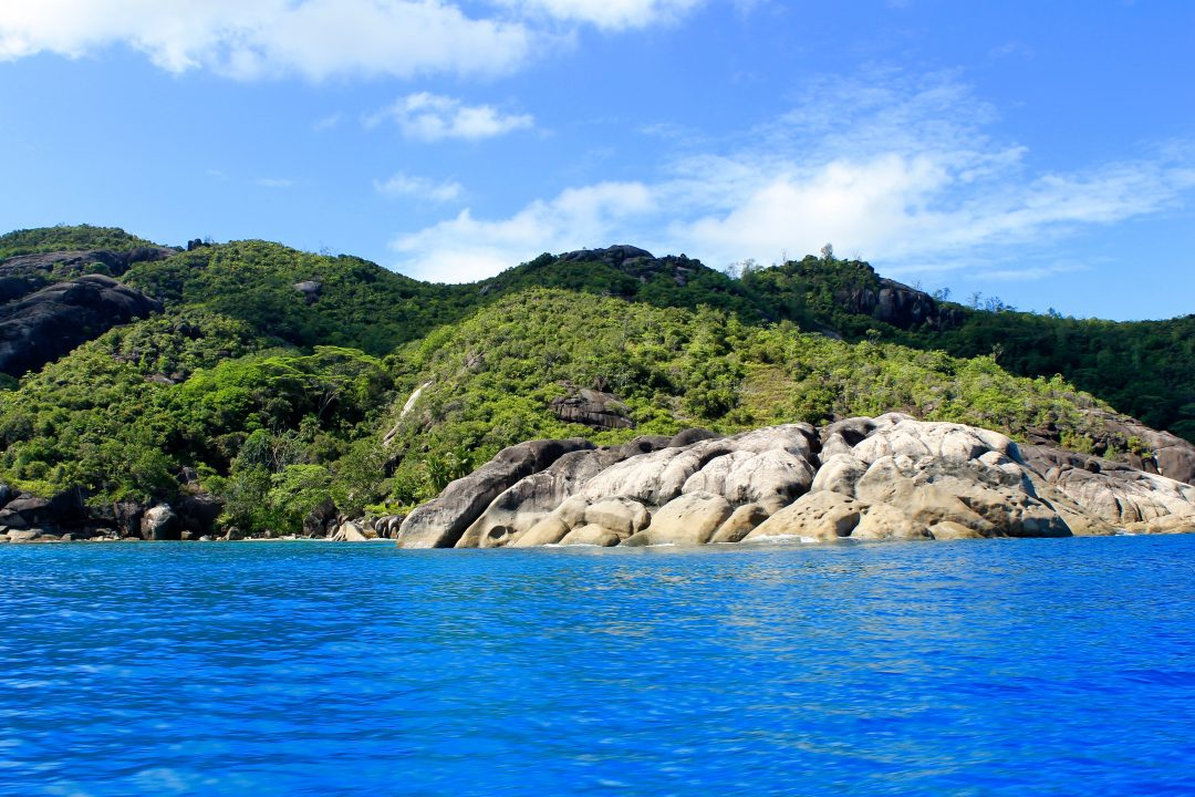 Diving at Baie Ternay Marine National Park: Mahe Island, the Seychelles - Kaptain Kenny Travel