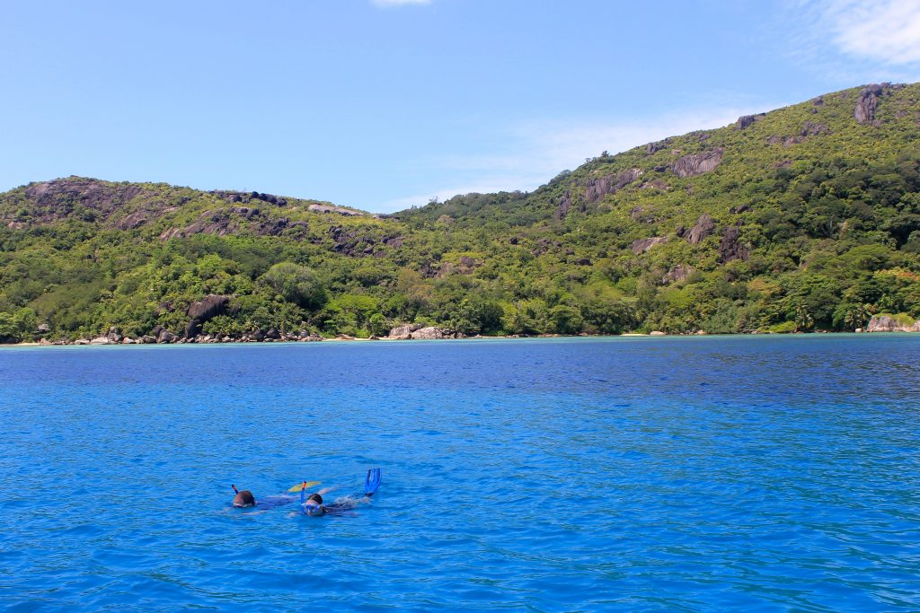 Diving at Baie Ternay Marine National Park: Mahe Island, diving in Seychelles,the Seychelles - Kaptain Kenny Travel