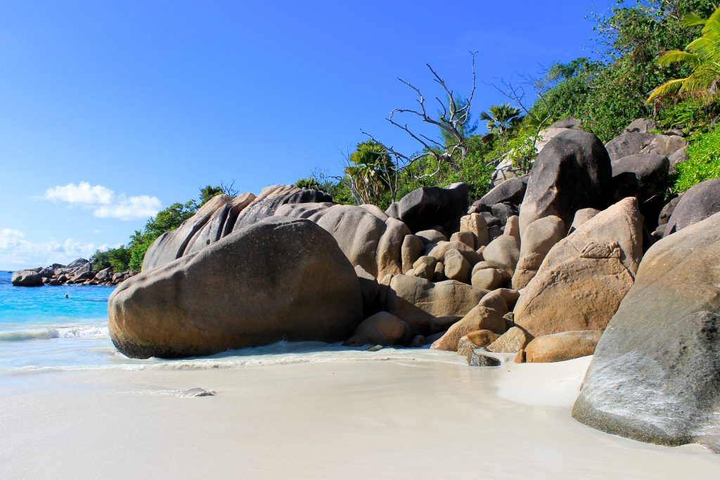 The Best Beach in Seychelles: Anse Lazio; Praslin - Kaptain Kenny Travel