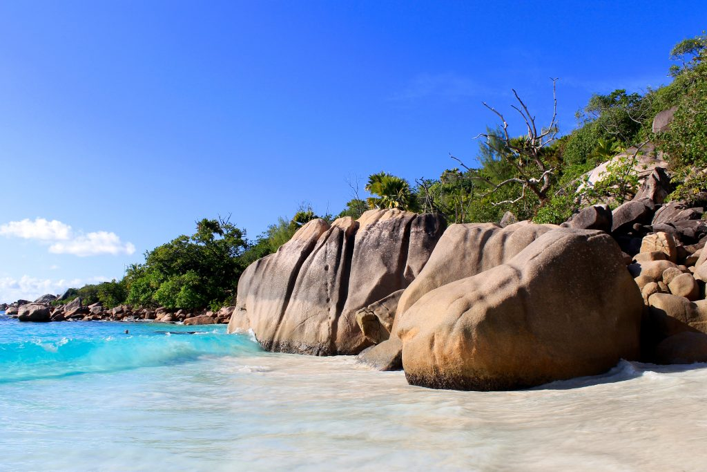 The Best Beach in the Seychelles: Anse Lazio; Praslin - Kaptain Kenny Travel