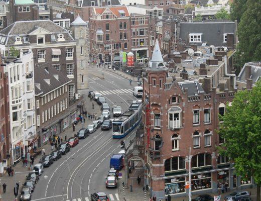 Westerkerk Church, Amsterdam, the Netherlands