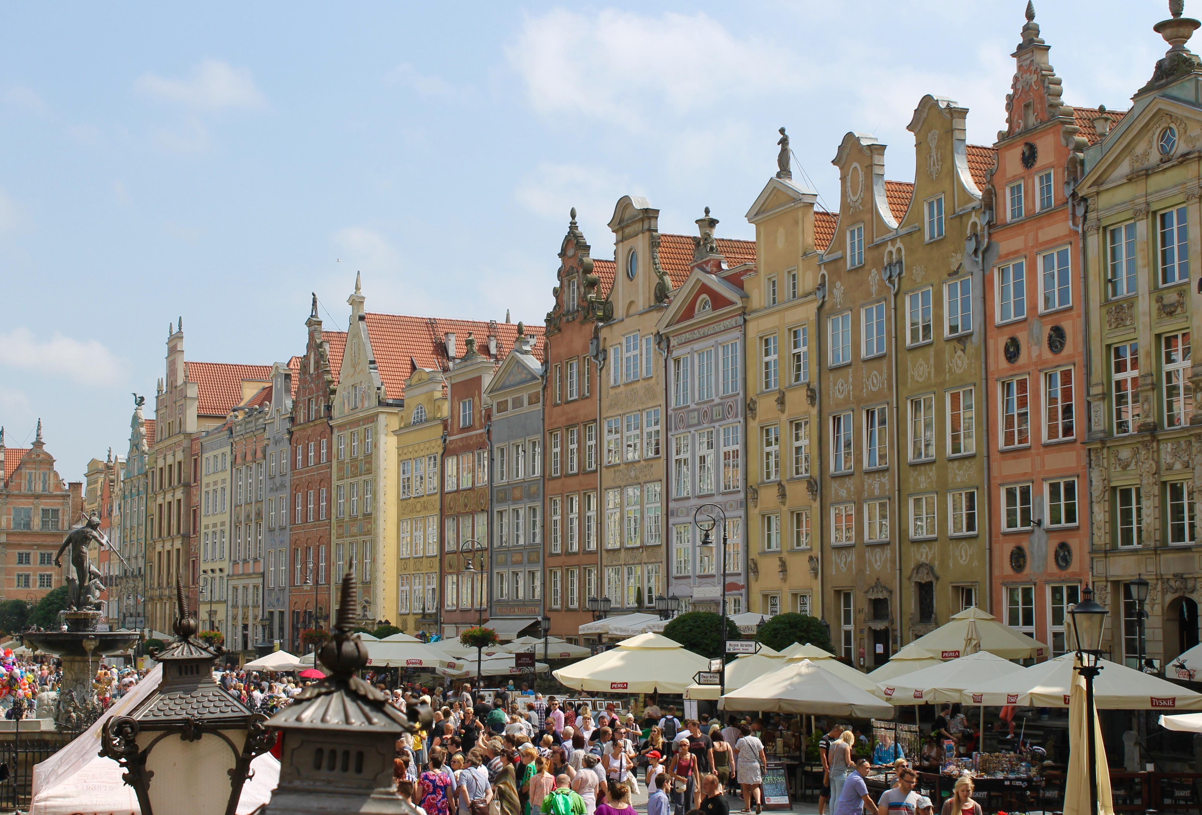 Gdansk; Poland: A Smaller and More Colourful Version of Amsterdam - Kaptain Kenny Travel