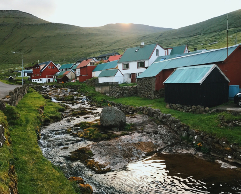 Faroe Islands - Gjogv