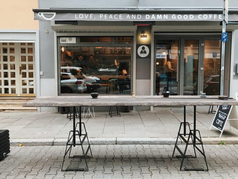 Cafes in Frankfurt, best cafes in Frankfurt, Frankfurt cafes, frankfurt coffee