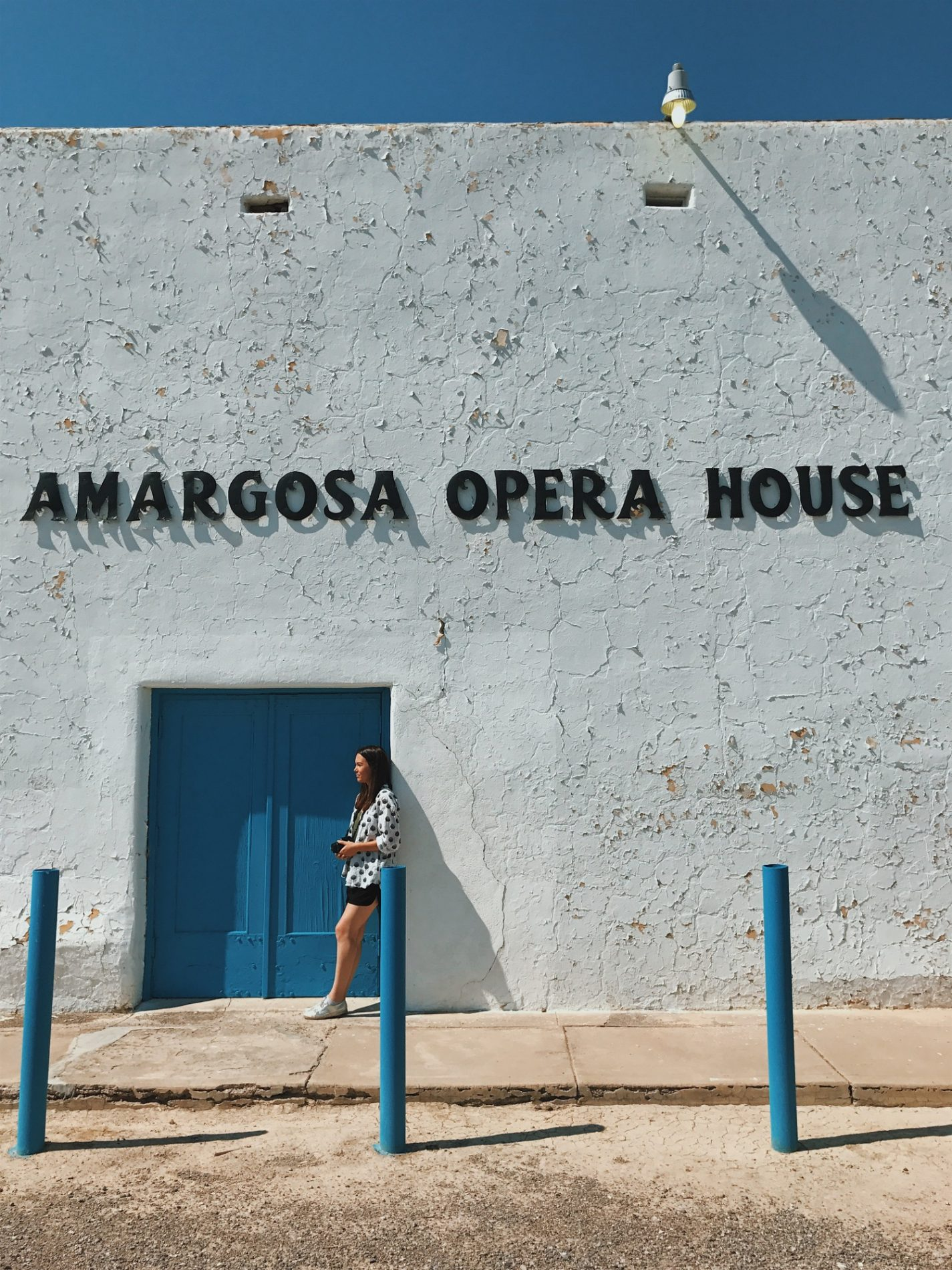 USA road trip, desert road trip, road trip itinerary, USA travel, travel ideas, amargosa opera house