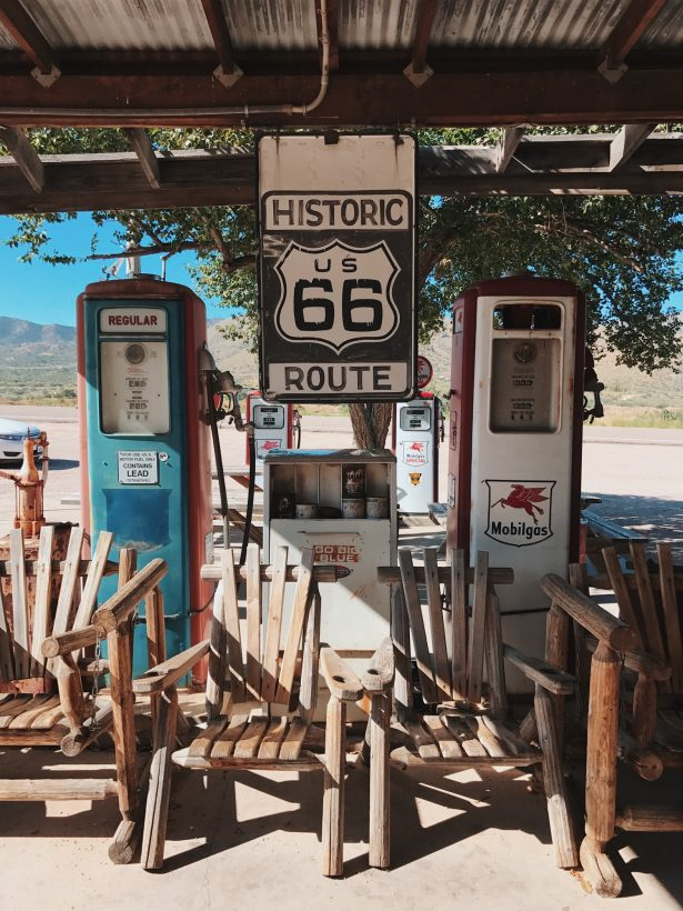 USA road trip, desert road trip, road trip itinerary, USA travel, travel ideas, route 66