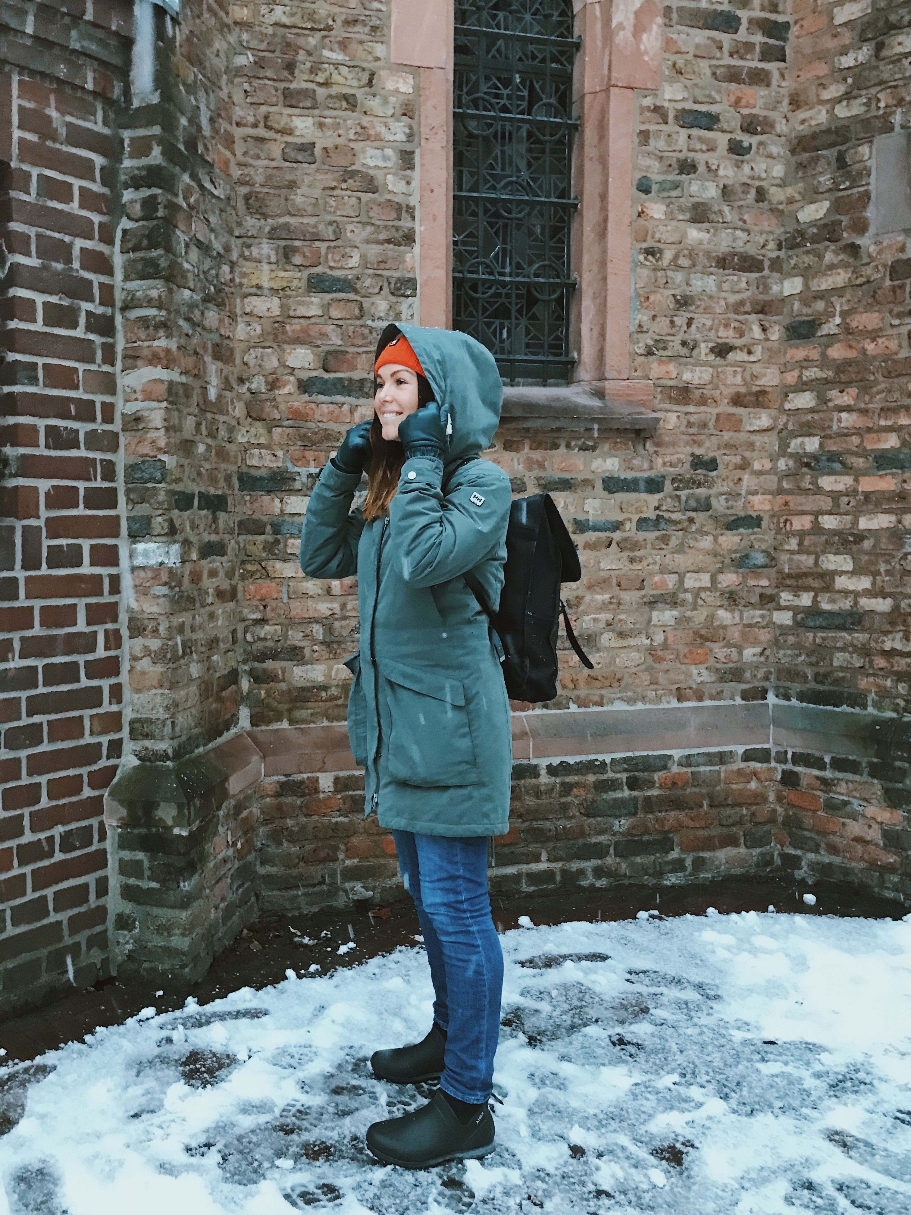 Helly Hansen, Aigle and RAINS gear - Kaptain Kenny Travel