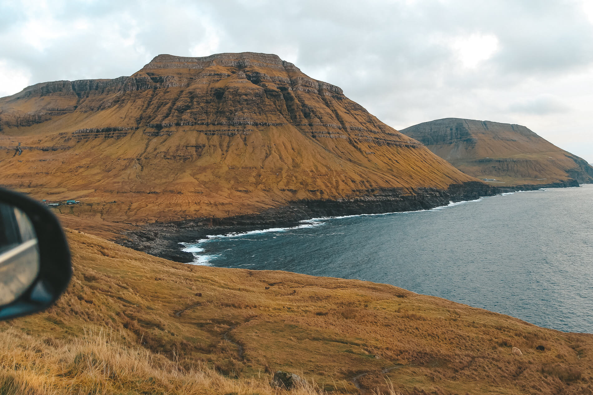 Car vibes Faroe Islands Streymoy, faroe island facts, visit faroe islands