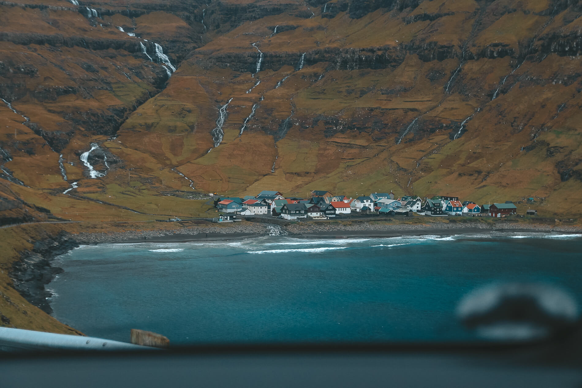 Tjornuvik village Faroe Islands, faroe islands facts, visit faroe islands
